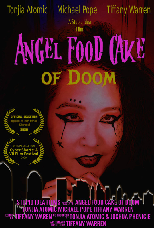 Angel Food Cake of Doom Horror poster