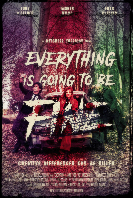 Everything Is Going To Be Fine-poster
