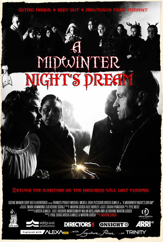 A Midwinter Night's Dream Poster
