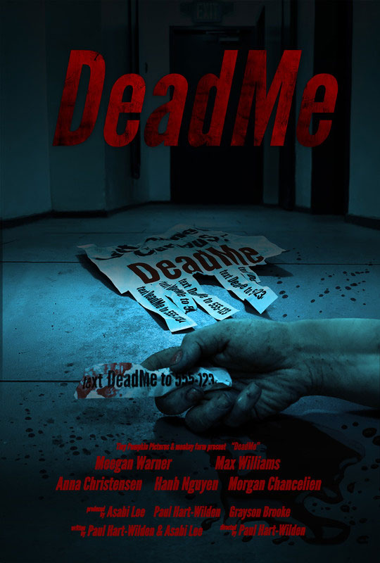 DeadMe Horror poster