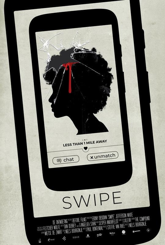 Swide horror poster