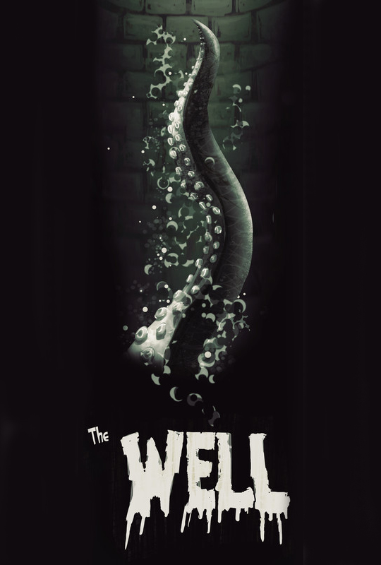 The Well Horror Poster