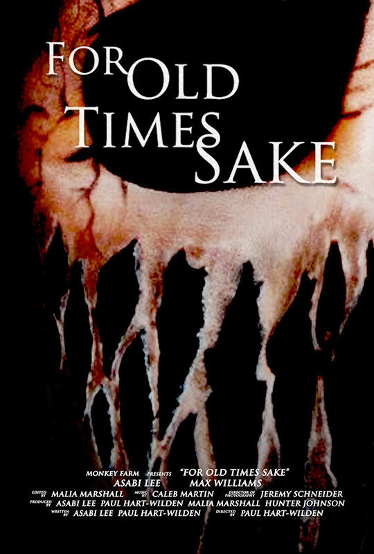 For Old Times Sake Creature Feature Poster