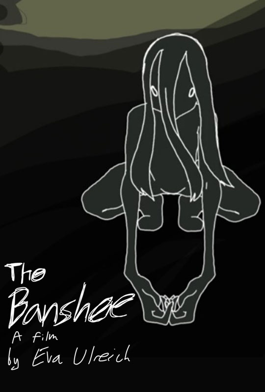 The Banshee Horror Film Poster