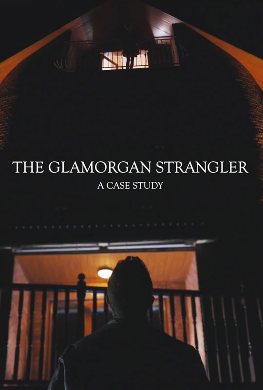 The Glamorgan Strangler Horror poster