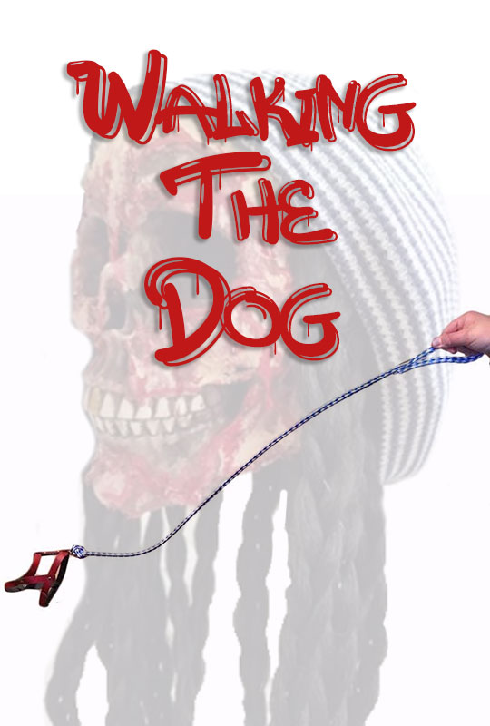 Walking The Dog Horror Poster