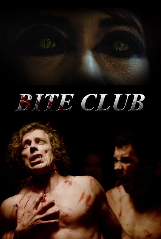 Bite Club Horror poster