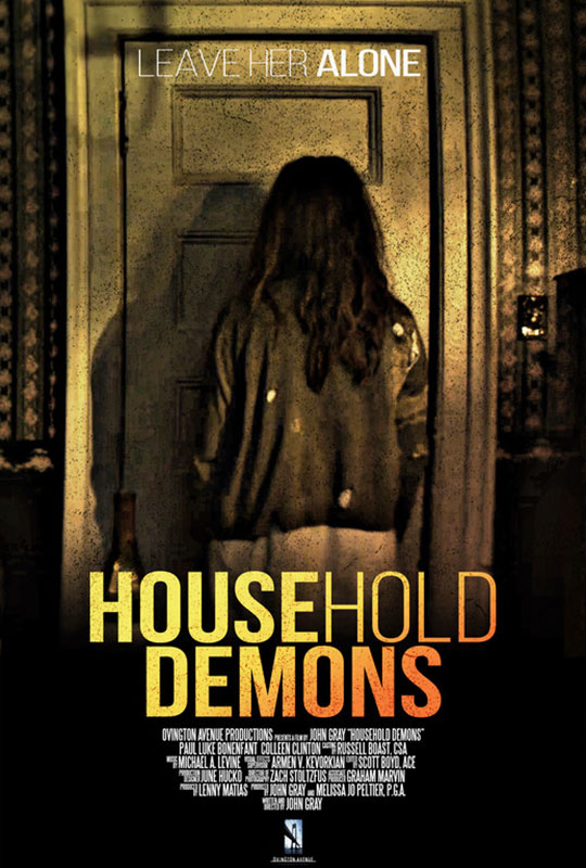 Household Demons Horror Filmposter