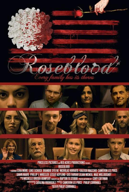 Roseblood Poster