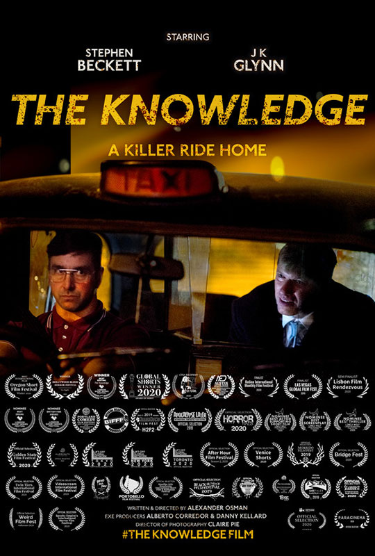 The Knowledge poster