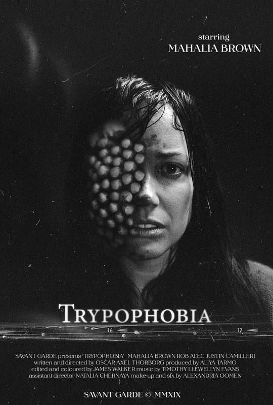 Trypophobia poster