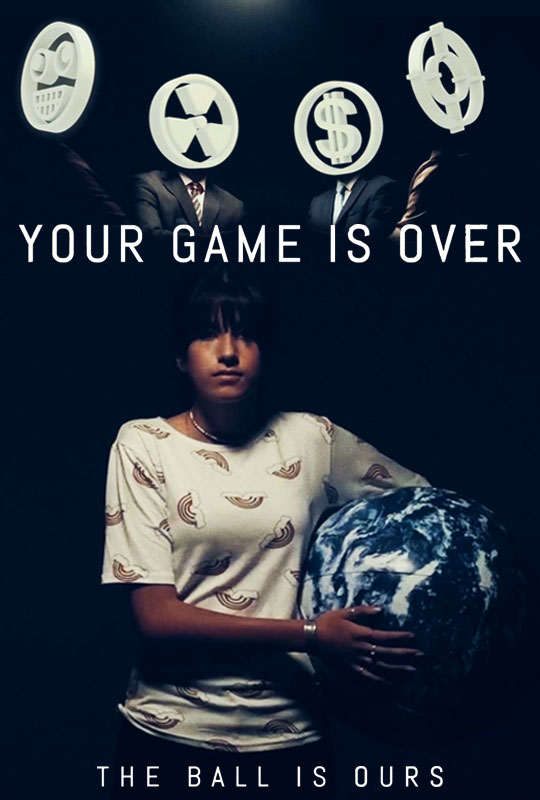 Your Game Is Over poster
